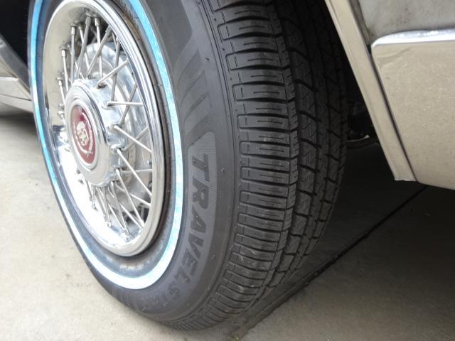 ブロアムエレガンス ディーラー車 ホワイトリボンタイヤ(24枚目)