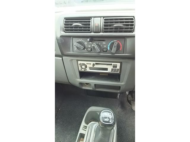 三菱 タウンボックス RXターボ マニュアル 4WD サンルーフ
