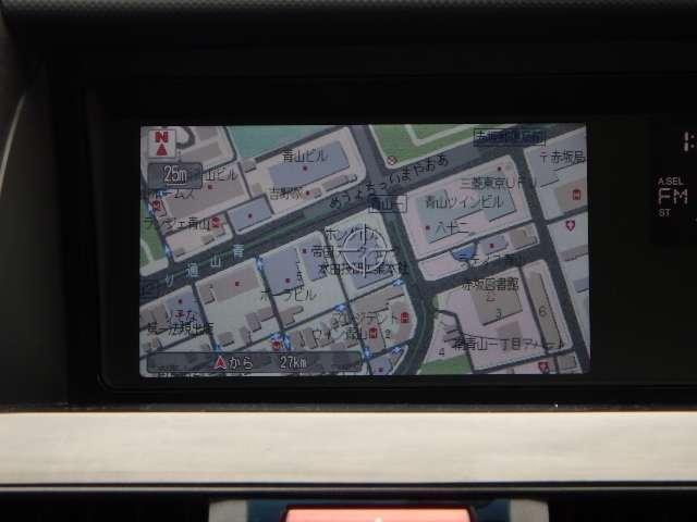 GエアロHDDナビスペシャルパッケージ 4WD 純正HDDナ(10枚目)
