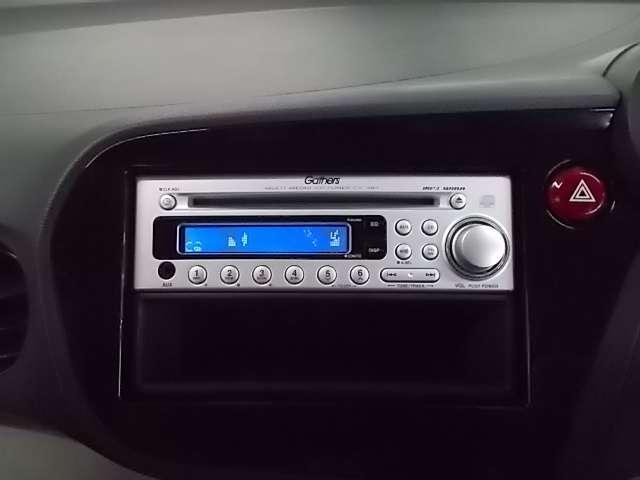 G 純正CDラジオチューナー 距離浅(8枚目)
