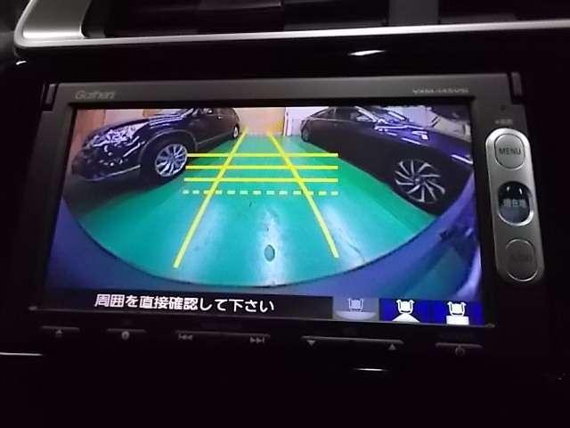 Fパッケージ 純正ナビ Fカメラ Rカメラ(8枚目)