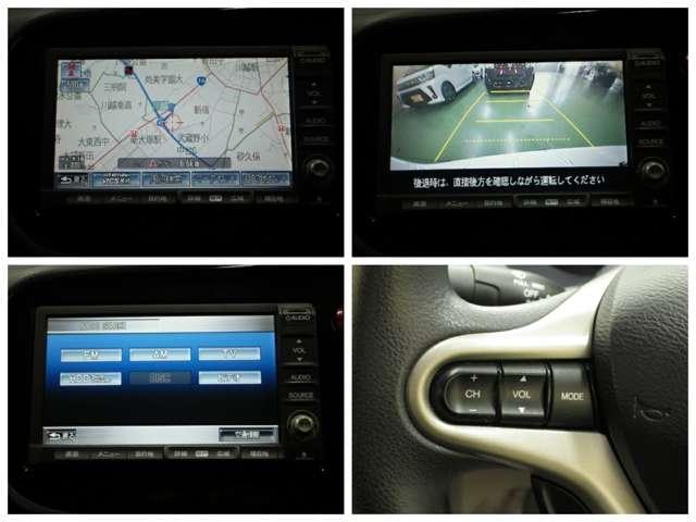 G HDDナビ Rカメラ ETC CD再生 HDDナビ ETC 記録簿 ワンセグ エアバック TVナビ ABS PS PW オ-トエアコン バックモニタ ワンオーナ車 両席エアバッグ DVD再生可能(2枚目)