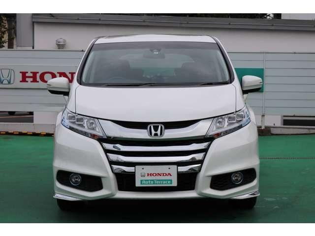 ハイブリッド Honda SENSING(2枚目)