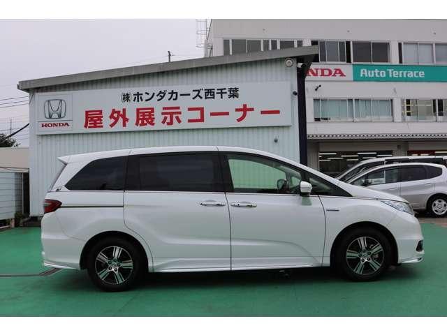 ハイブリッド Honda SENSING(4枚目)