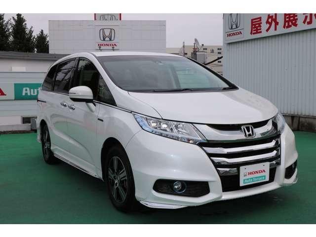 ハイブリッド Honda SENSING(6枚目)