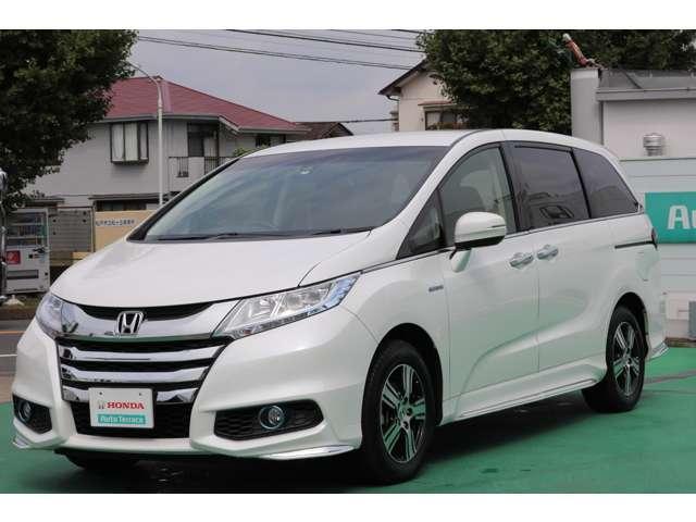 ハイブリッド Honda SENSING(7枚目)