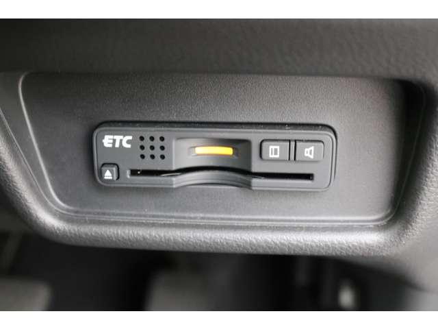 ETCも装備されています。もちろんご納車後直ぐにお使いいただけるようにセットアップしてからお渡しいたします♪
