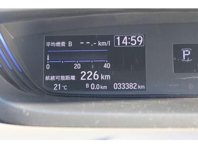 G・ホンダセンシング 両側電動スライドドア 純正ナビ ETC 33,382キロ スマキー 追突被害軽減B  Bカメ LEDヘッド 地デジ エアコン クルコン ナビTV アイスト ETC車載器 メモリーナビ(11枚目)