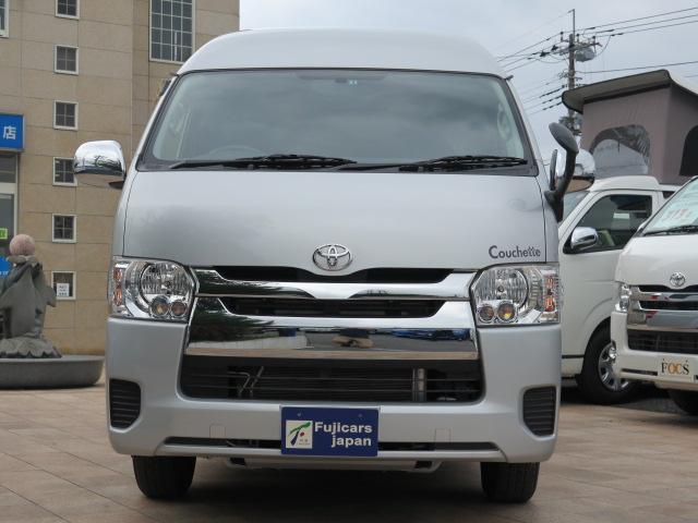 トヨタ ハイエースバン ビークル クッチェッタファミーユ キャンピング