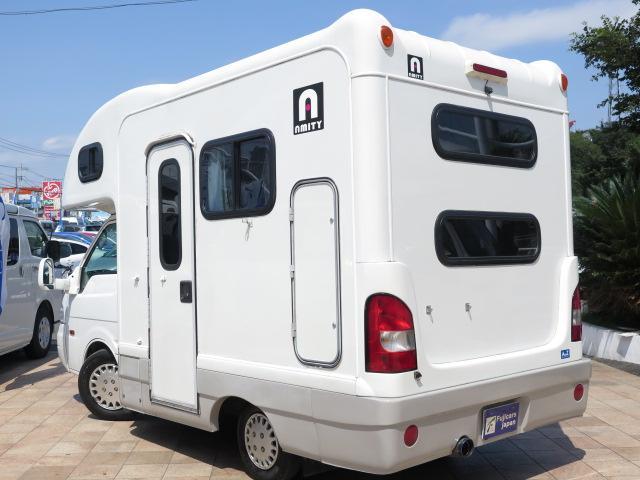 マツダ ボンゴトラック キャンピング AtoZ アミティ MAXファン キャンピング