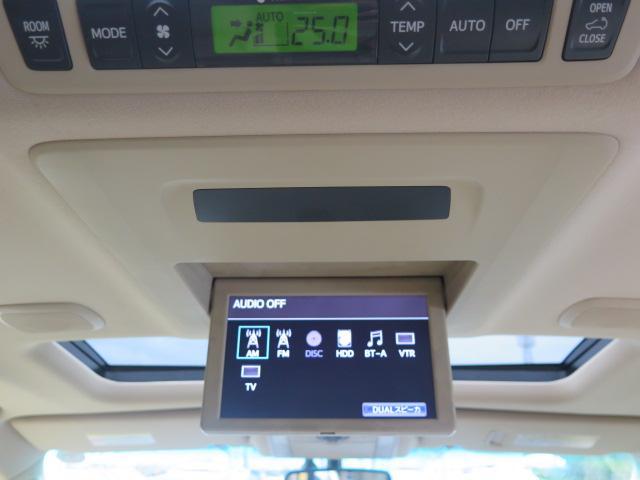 トヨタ ヴェルファイア 3.5V Lエディション 4WD 純正HDD プレミアムSS