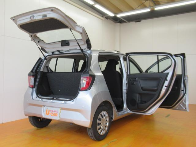L SAIII -サポカー対象車- スマアシ Bカメラ エアコン パワーウインドウ パーキングセンサー アイドリングストップ キーレス(9枚目)