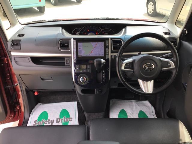 カスタムRS トップエディションSAIII 純正ナビゲーション/両側電動スライドドア/ETC/LEDヘッドライト/純正15インチアルミ/オートライト/オートマチックハイビーム/シートヒーター/キーフリー/電動格納ミラー(10枚目)