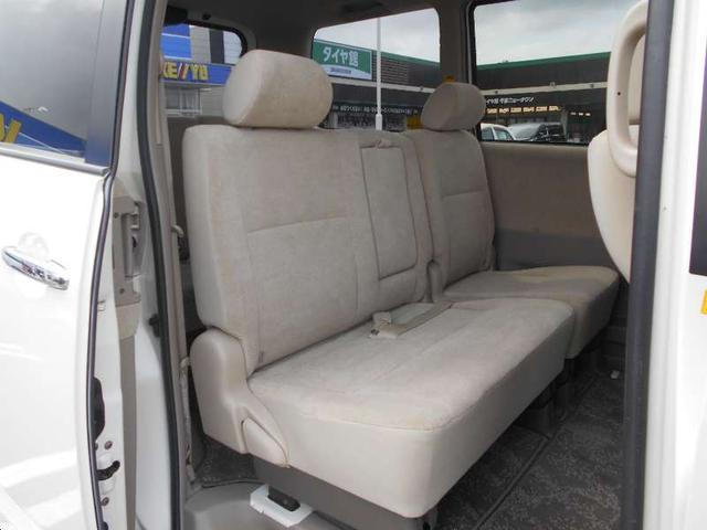 トヨタ ノア X リミテッド 後期型 純正ナビTV 両側自動ドア ETC