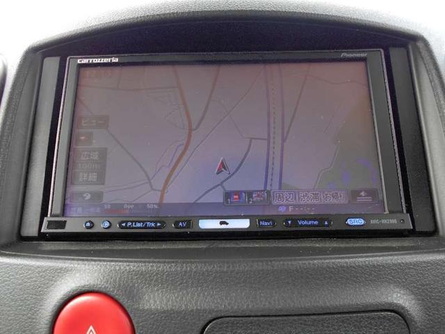 日産 キューブ 15X Vセレクション HDDナビ フルセグTV HID