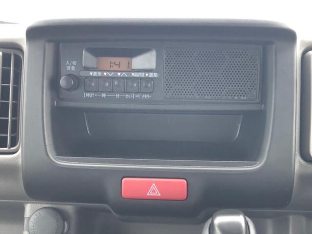 PA 禁煙車 5AGS 純正AMFMラジオ 集中ドアロック 最大積載量350キロ ダブルエアバック 両側スライドドア スペアキー有り 取説有り(24枚目)