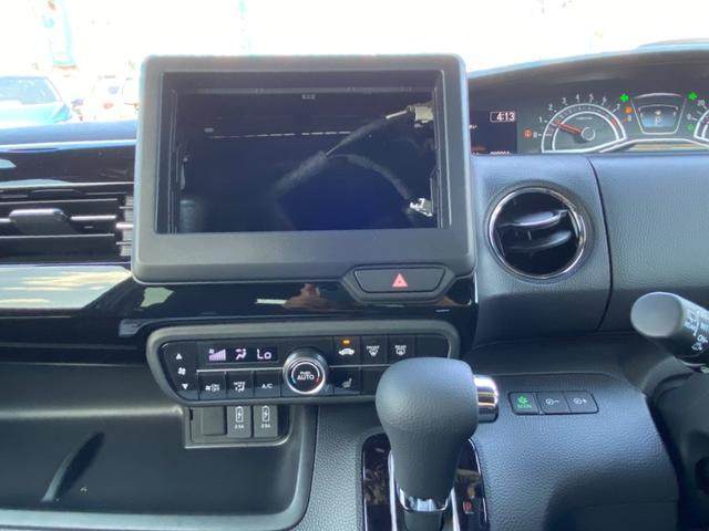 L ホンダセンシング コーナーセンサー シートヒーター 自動スライドドア エアロ アルミ リアスポ バックカメラ LEDヘッドライト 禁煙車 保証書 USB 衝突軽減 レーンキープ アダプティブクルコン(31枚目)