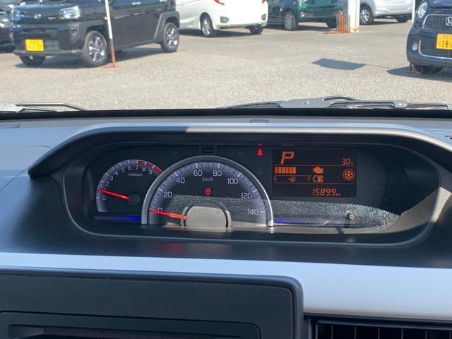 ハイブリッドFX セーフティPKG デュアルセンサーブレーキサポート ヘッドアップディスプレイ ドラレコ シートヒーター アイドリングストップ AUX端子CD ETC 禁煙車 電格ミラー UVカット付プライバシーガラス(34枚目)