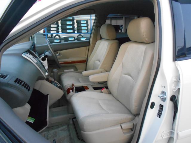 トヨタ ハリアー 240G Lパッケージ メーカー純正HDDナビ バックカメラ