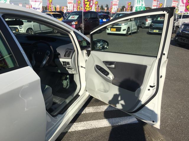 トヨタ プリウス Sツーリングセレクション 純正ナビDVD再生 ETC