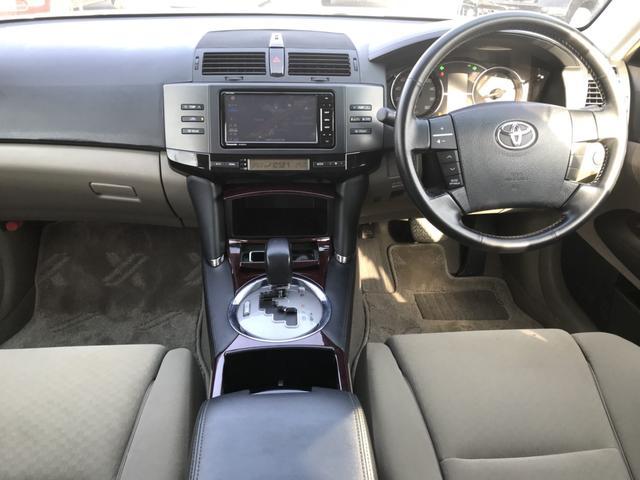 トヨタ マークX 250G スマートキー Pスタート 電動シート