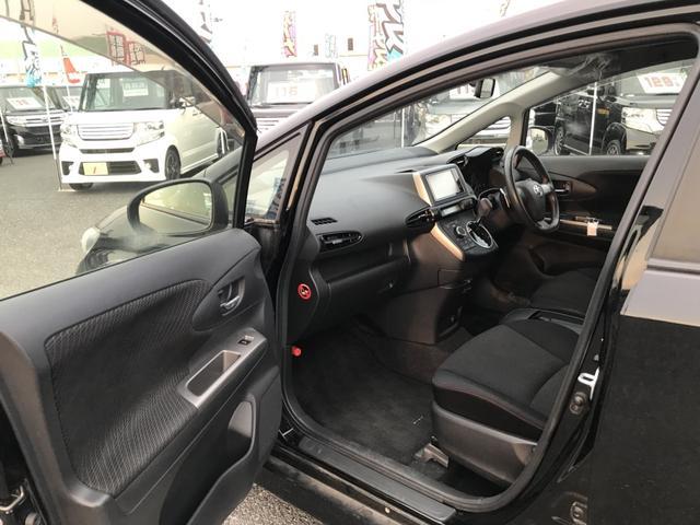 トヨタ ウィッシュ 2.0Z 3列 純正地デジHDDナビ フルエアロ HID