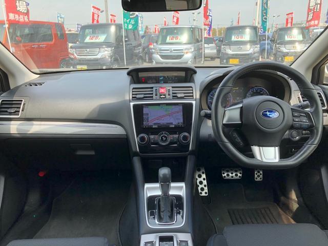 1.6GT-Sアイサイト 4WD フルセグSDナビ LED(3枚目)