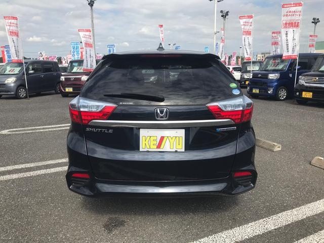 「ホンダ」「シャトル」「ステーションワゴン」「千葉県」の中古車7