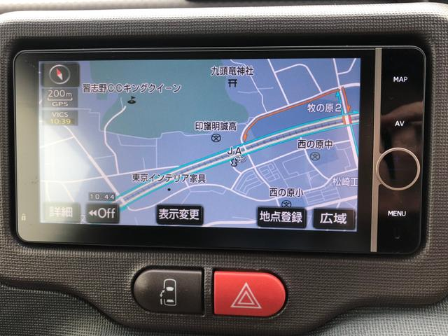 G 純正HDDナビ 自動スライドドア フリップダウンモニター(20枚目)