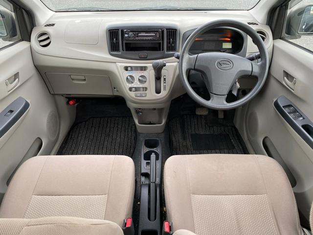 L アイドリングストップ 社外オーディオ CD再生 AUX接続 USB接続 ETC ドライブレコーダー ハロゲン レベライザー Wエアバッグ ABS(19枚目)