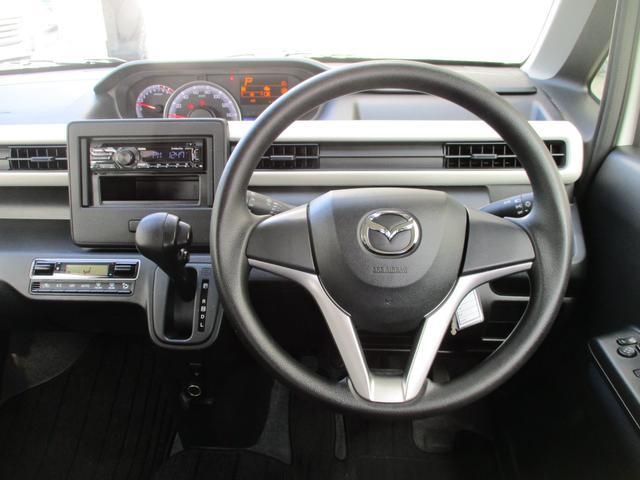 ハイブリッドXG 社外オーディオ CD AUX USB キーレス オートエアコン シートヒーター アイドリングストップ 盗難防止 ヘッドライトレベライザー ハロゲン フロアマット ドアバイザー デンカクミラー 禁煙車(16枚目)