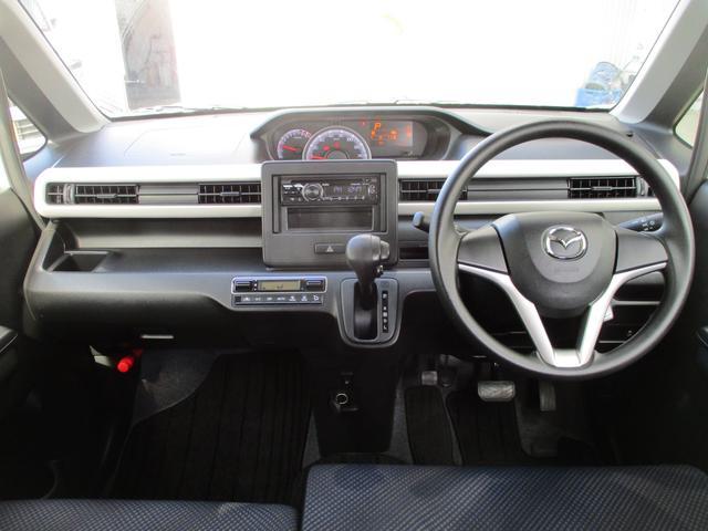 ハイブリッドXG 社外オーディオ CD AUX USB キーレス オートエアコン シートヒーター アイドリングストップ 盗難防止 ヘッドライトレベライザー ハロゲン フロアマット ドアバイザー デンカクミラー 禁煙車(17枚目)
