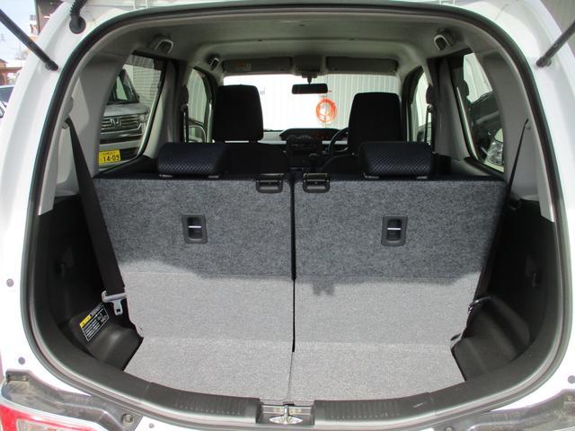ハイブリッドXG 社外オーディオ CD AUX USB キーレス オートエアコン シートヒーター アイドリングストップ 盗難防止 ヘッドライトレベライザー ハロゲン フロアマット ドアバイザー デンカクミラー 禁煙車(20枚目)