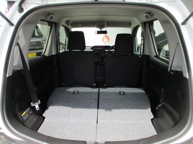 ハイブリッドXG 社外オーディオ CD AUX USB キーレス オートエアコン シートヒーター アイドリングストップ 盗難防止 ヘッドライトレベライザー ハロゲン フロアマット ドアバイザー デンカクミラー 禁煙車(21枚目)