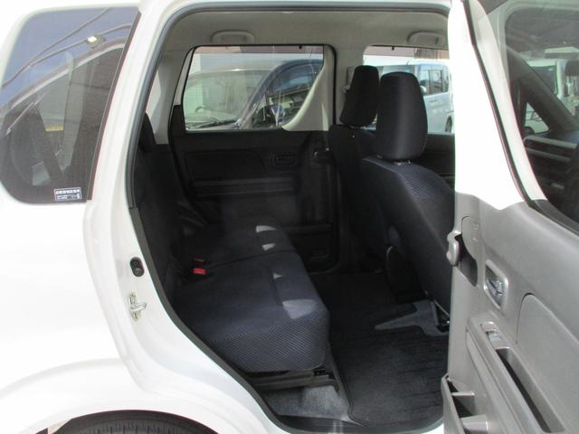 ハイブリッドXG 社外オーディオ CD AUX USB キーレス オートエアコン シートヒーター アイドリングストップ 盗難防止 ヘッドライトレベライザー ハロゲン フロアマット ドアバイザー デンカクミラー 禁煙車(24枚目)