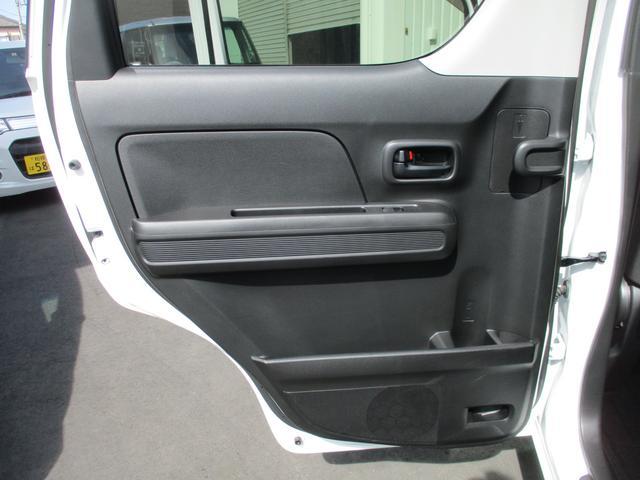 ハイブリッドXG 社外オーディオ CD AUX USB キーレス オートエアコン シートヒーター アイドリングストップ 盗難防止 ヘッドライトレベライザー ハロゲン フロアマット ドアバイザー デンカクミラー 禁煙車(30枚目)