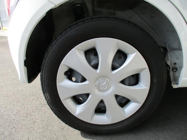 ハイブリッドXG 社外オーディオ CD AUX USB キーレス オートエアコン シートヒーター アイドリングストップ 盗難防止 ヘッドライトレベライザー ハロゲン フロアマット ドアバイザー デンカクミラー 禁煙車(44枚目)