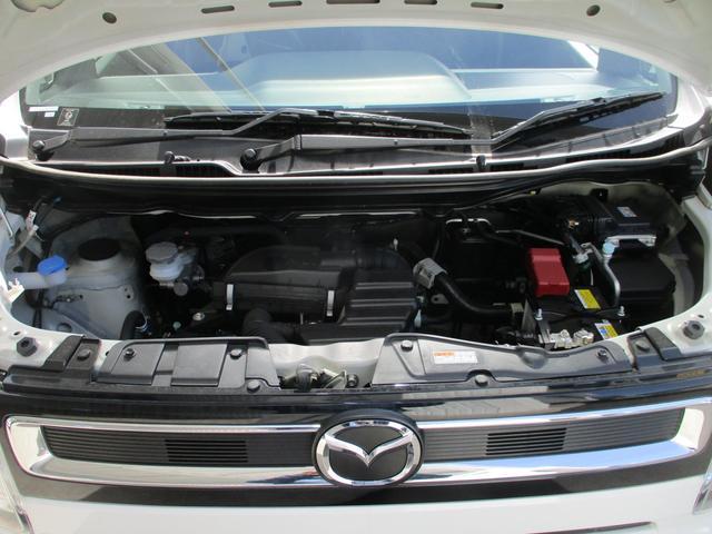 ハイブリッドXG 社外オーディオ CD AUX USB キーレス オートエアコン シートヒーター アイドリングストップ 盗難防止 ヘッドライトレベライザー ハロゲン フロアマット ドアバイザー デンカクミラー 禁煙車(48枚目)