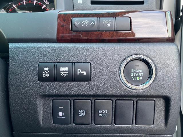 3.5Z ワンオーナー 純正9型HDDナビ フルセグTV BTオーディオ フリップダウンモニター スマートキー WPSD コーナセンサー オートライト HIDヘッドライト(29枚目)