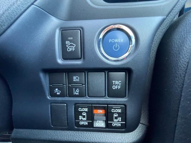 ハイブリッドV 禁煙 フル装備 純正SDナビ CD DVD Bluetooth フルセグ バックカメラ 前方ドラレコ 両側電動スライドドア 衝突被害軽減 シートヒーター LEDヘッドライト スマートキー ワンオーナー(28枚目)
