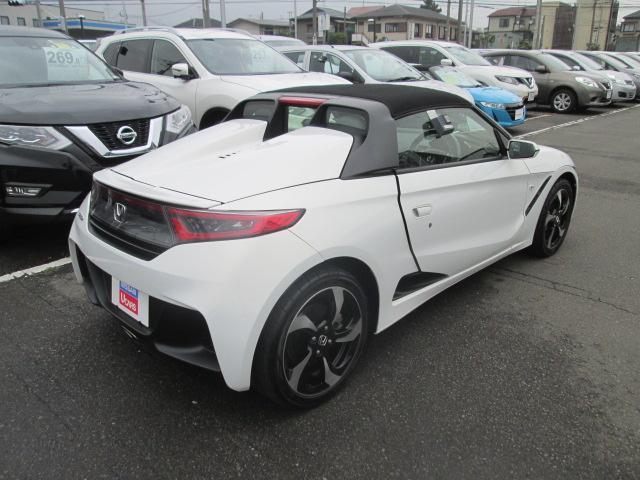 「ホンダ」「S660」「オープンカー」「神奈川県」の中古車2