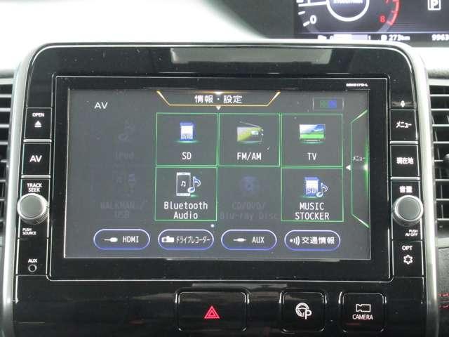 ニスモ ナビ+アラウンドビューモニター ETC2.0 前後ドライブレコーダー プロパイロット LEDヘッドライト(4枚目)