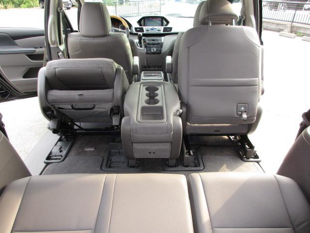 アメリカホンダ オデッセイ 3.5ツーリング 新車並行 レイズ22AW 両側電動スライド