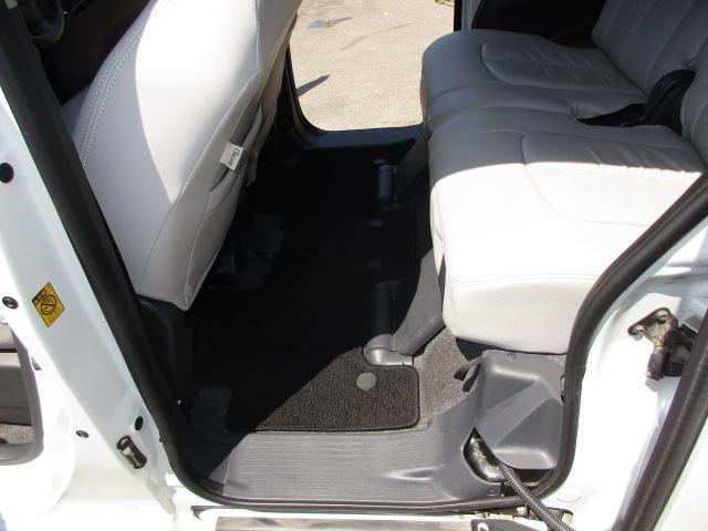 スズキ パレットSW TSターボ 両側電動スライドドア アルパイン後席モニター