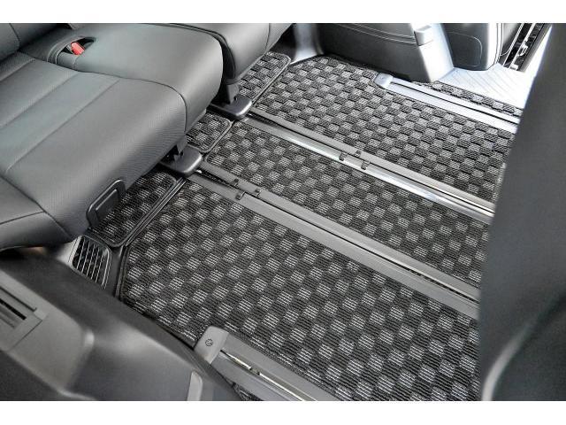 2.5Z Gエディション ワンオーナー 禁煙車 アドミレーションエアロ モデリスタフロントグリル クレンツェグラベン21インチAW テイン減衰付き車高調 純正10インチディーラーナビ 純正12インチフリップダウン ETC2.0(38枚目)