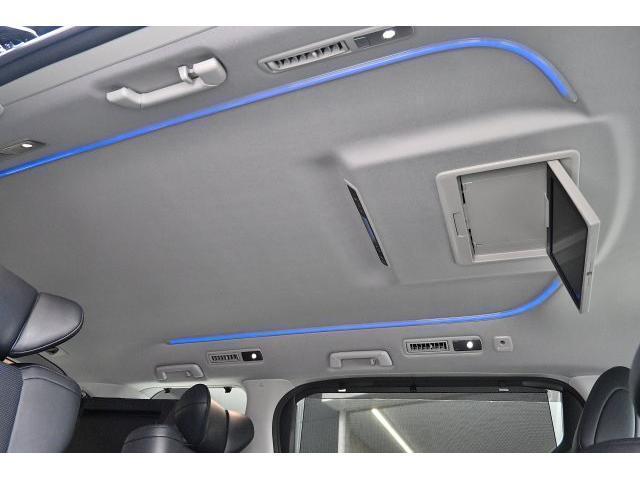 2.5Z Gエディション ワンオーナー 禁煙車 アドミレーションエアロ モデリスタフロントグリル クレンツェグラベン21インチAW テイン減衰付き車高調 純正10インチディーラーナビ 純正12インチフリップダウン ETC2.0(47枚目)