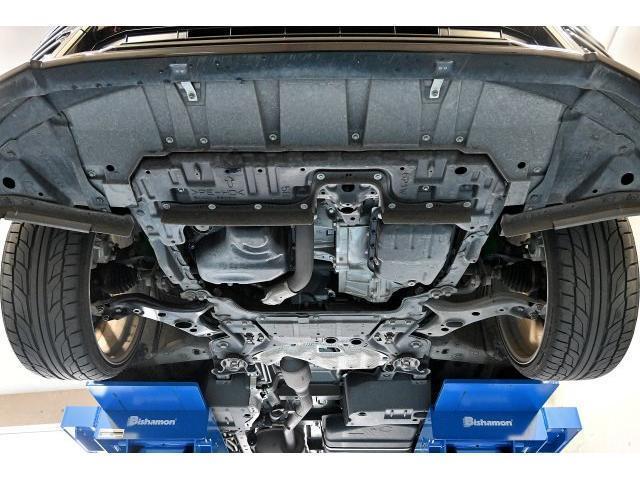 2.5Z Gエディション ワンオーナー 禁煙車 アドミレーションエアロ モデリスタフロントグリル クレンツェグラベン21インチAW テイン減衰付き車高調 純正10インチディーラーナビ 純正12インチフリップダウン ETC2.0(72枚目)