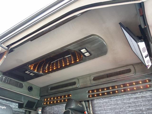 限定車ミッドナイト HDD地デジナビ 黒革 HID ETC(16枚目)