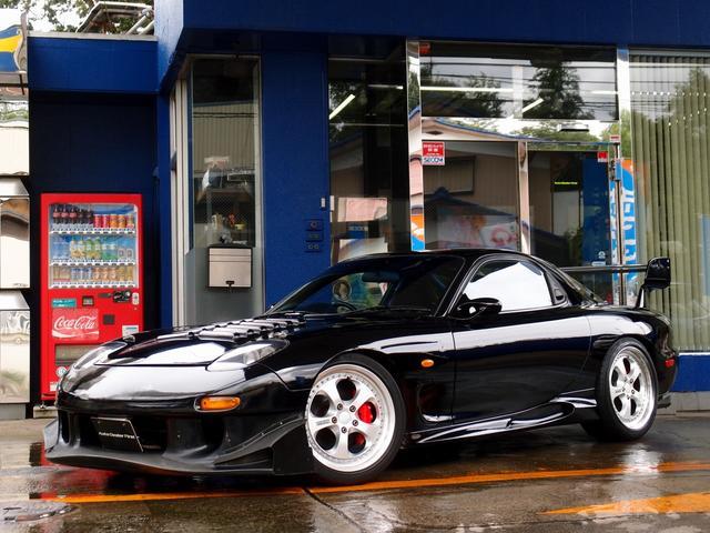 「マツダ」「RX-7」「クーペ」「千葉県」の中古車23