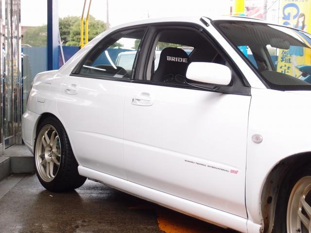 WRX STi C HDDナビ 車高調 17AW 1オーナー(9枚目)